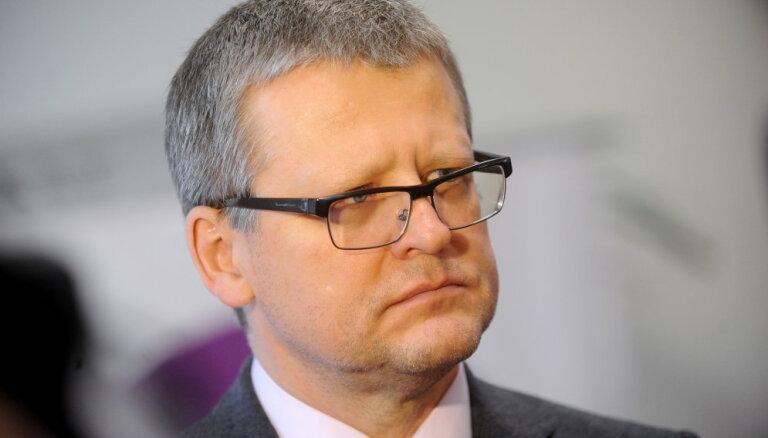 Белевич сложил мандат депутата Сейма
