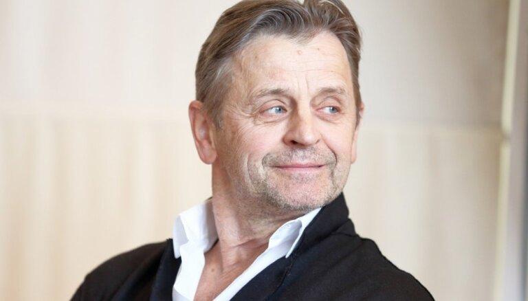 Новый Рижский театр ставит еще один спектакль с Михаилом Барышниковым