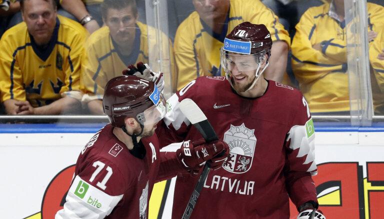 Индрашис: если шведы будут играть с Россией, как с Латвией, то проиграют