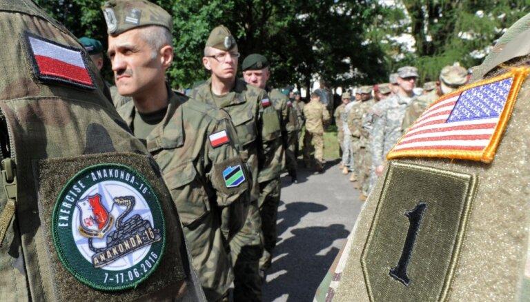 National Interest раскрыл план войны США с Россией в восточной Европе