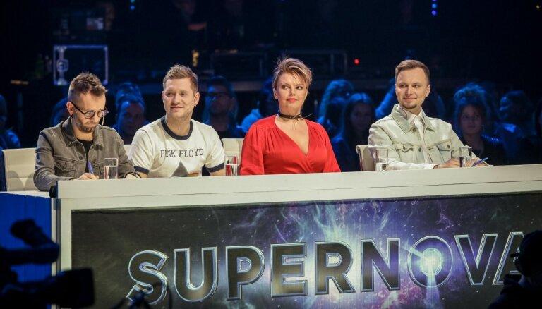 Latvija piedalīsies 'Eirovīzijā'; konkursa 'Supernova' atlases gaita pagaidām neskaidra