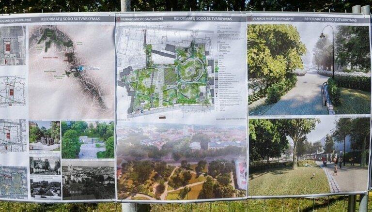 Неожиданная находка: в Вильнюсе археологи нашли фундамент мистического храма