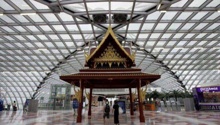 Аэропорт Бангкока два месяца не будет принимать чартерные рейсы