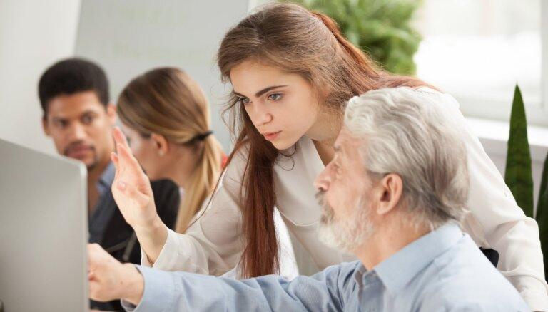 Četras paaudzes vienā darbavietā – galvenās atšķirības un kā sastrādāties