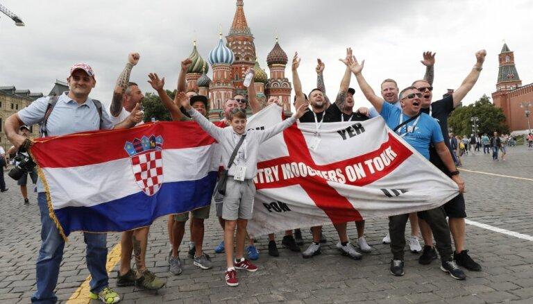 Сегодня определяется второй финалист чемпионата мира: Англия или Хорватия?