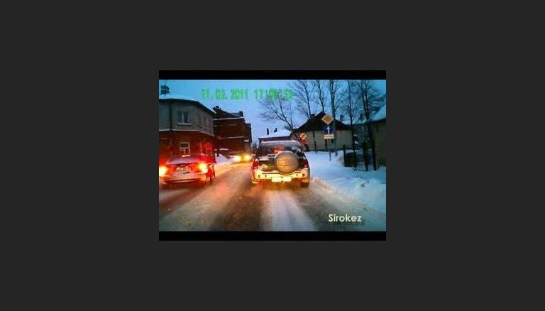 Автомобильные пробки - расскажите ваши истории! (видео)