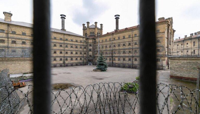 ФОТО. Закрытая тюрьма Лукишкес в Вильнюсе станет альтернативной Рождественской площадью