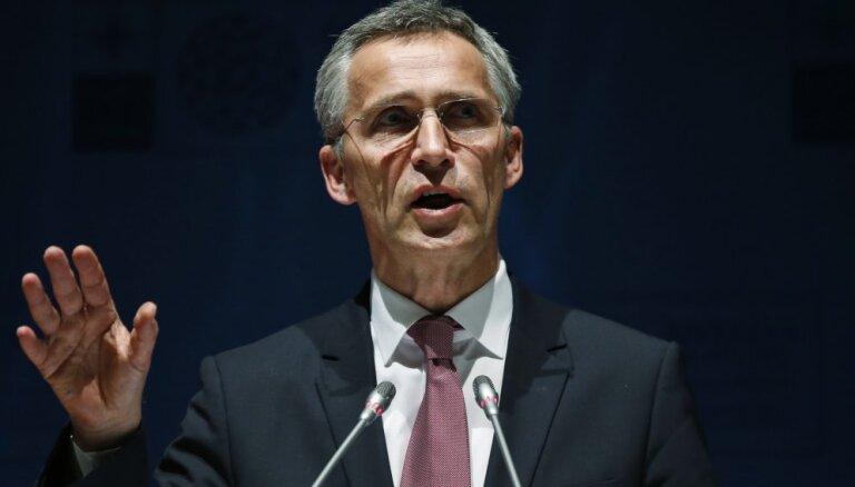 Генсек НАТО критикует Россию за внезапные проверки Вооруженных сил