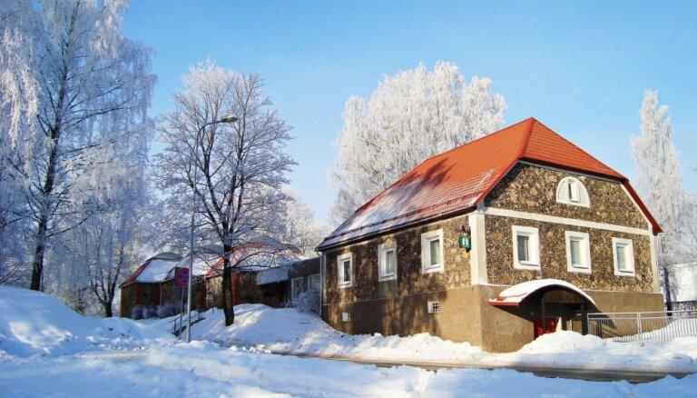 Foto: Ziemas pasaka Madonā un Jēkabpilī – aculiecinieka acīm