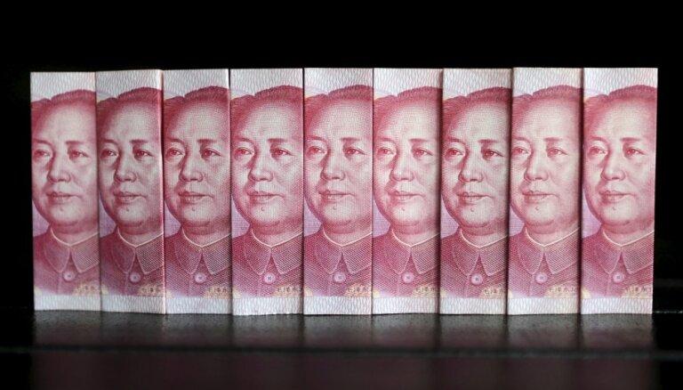 Китай ослабил юань до нового шестимесячного минимума