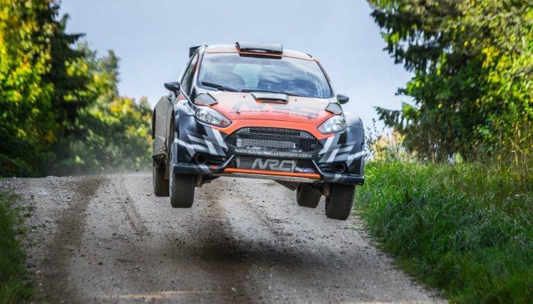 Mārtiņš Sesks Lietuvas čempionātā piedalīsies ar Latvijā būvētu auto