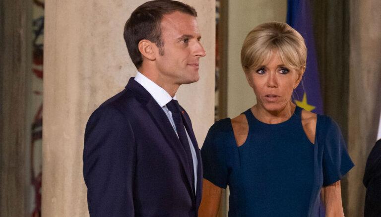 Satraukumu raisa Francijas pirmās lēdijas Brižitas kārnums