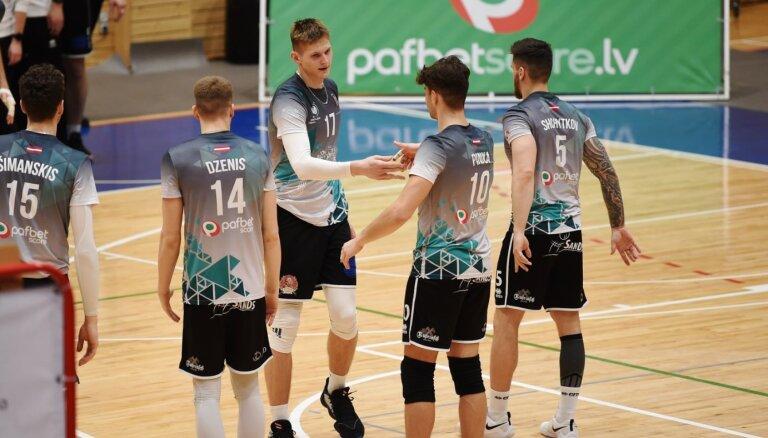 'Lūši' ar uzvaru uzsāk Baltijas līgas sezonu