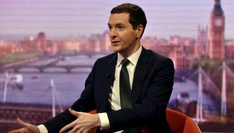 """Великобритании грозит """"экономический шок"""" в случае выхода из ЕС"""