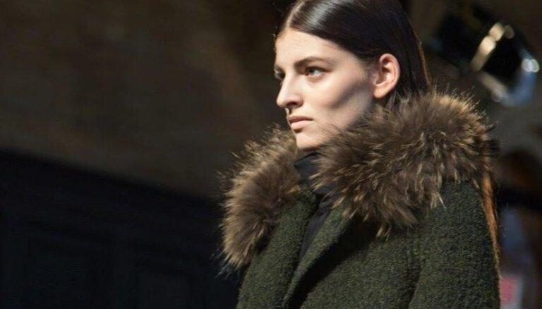 Vēl viena latviešu modele iekaro modes pasauli