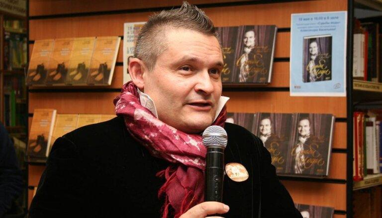 Историк моды Александр Васильев представит рижанам свою новую книгу