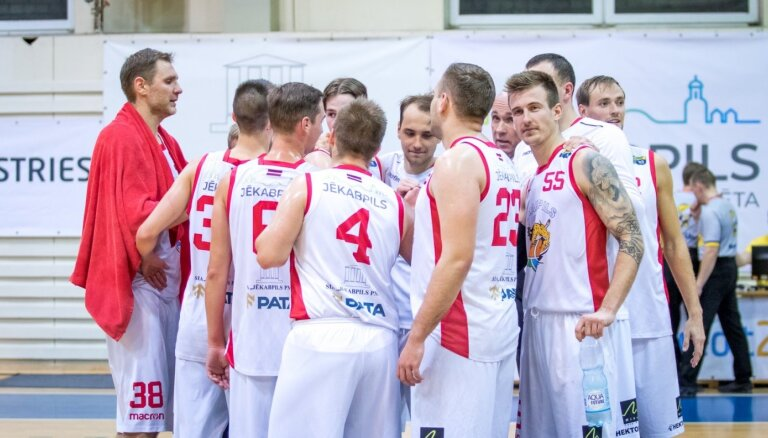 BK 'Jēkabpils' gatavs cīņai par tituliem divos turnīros