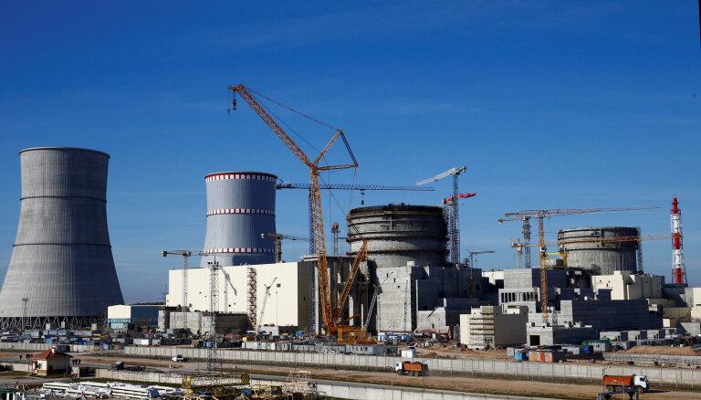 Минск сообщил о замене оборудования на первом энергоблоке БелАЭС