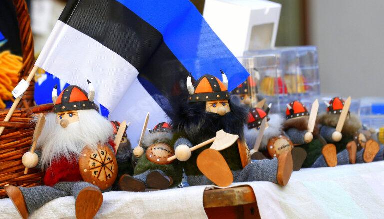 Krievijas 'tradicionālo vērtību' sarga lomai tic maznozīmīga igauņu daļa