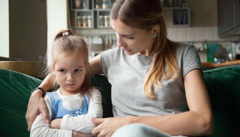 'Covid-19' un ārkārtas stāvoklis: kā to izskaidrot bērnam