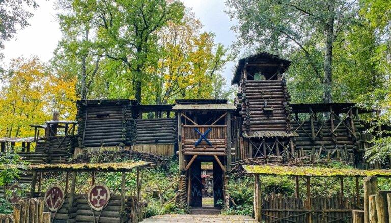 ФОТО. Замок Улдевена: настоящая крепость древних латышей всего в 60 км от Риги