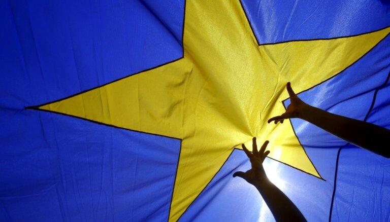 Latvijā atzīmēs Eiropas dienu un Uzvaras parkā svinēs 9. maiju