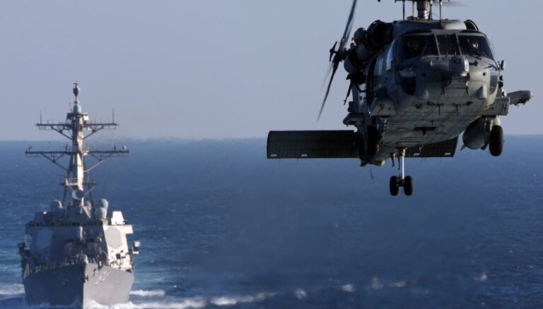США вновь перебрасывают военных на Ближний Восток