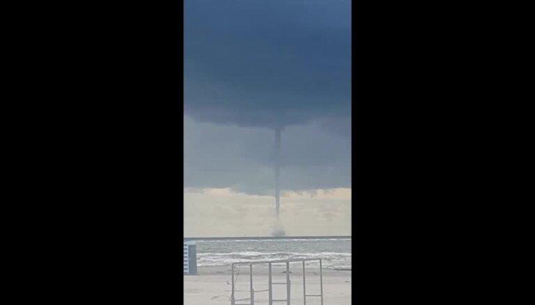 Tornado Liepājā