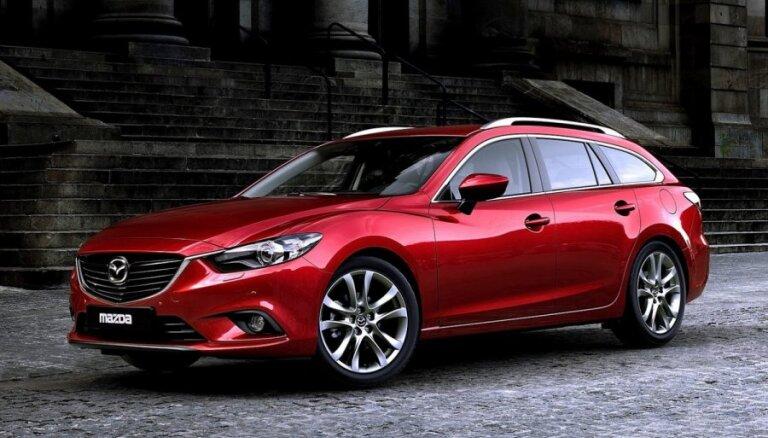 Спортивный кроссовер Mazda возьмет пример с BMW X6