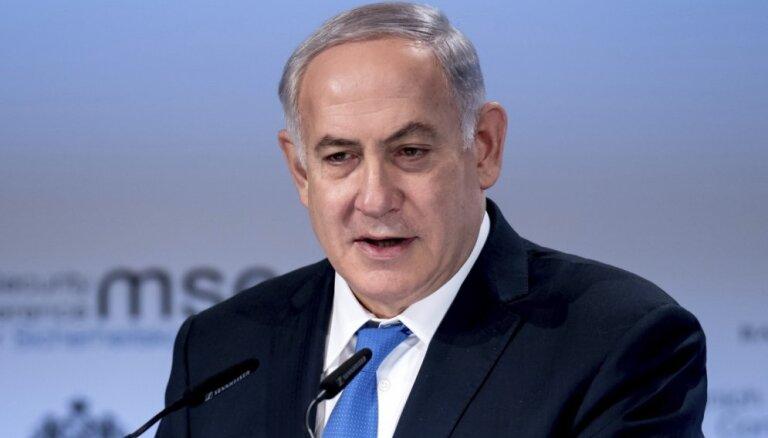 Izraēla sāk būvēt jaunu barjeru gar Gazas joslas robežu