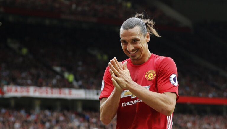 """Сколько Ибрагимович получал в """"Манчестер Юнайтед"""" за каждый гол"""