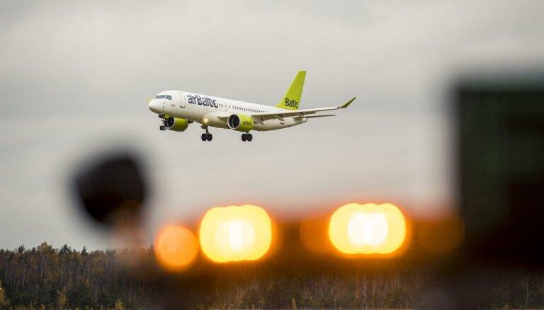 Министр сообщения: airBaltic решила не летать над Беларусью