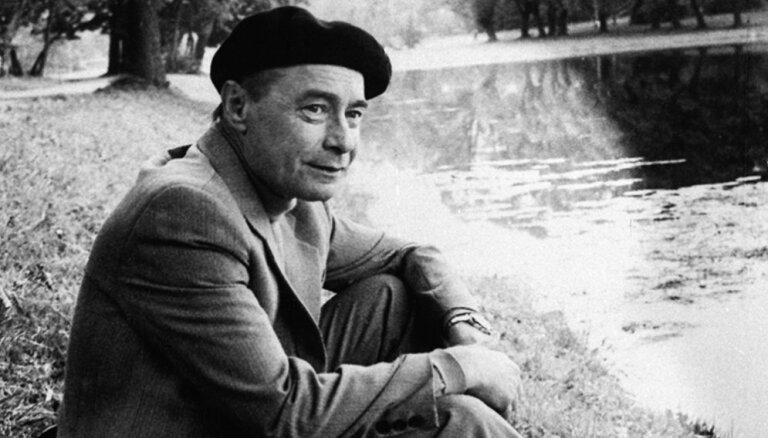Dzejnieks 'par excellence'. Ojāram Vācietim – 85