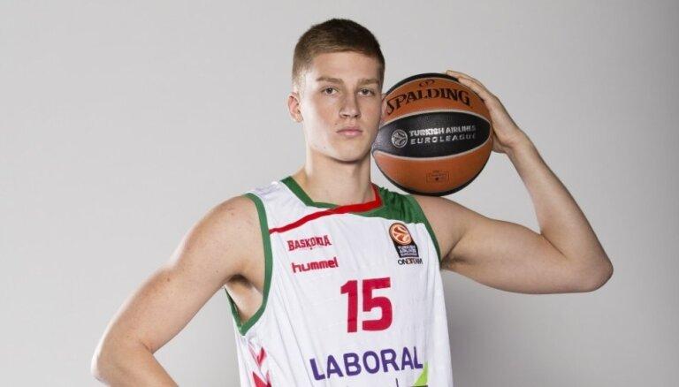 Mālmanis pārgājis uz zemākas līgas Spānijas basketbola klubu