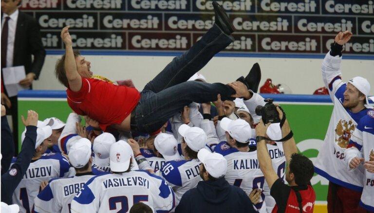 Сборная России отказалась от мероприятий в День Победы и вызвала из НХЛ Кулемина