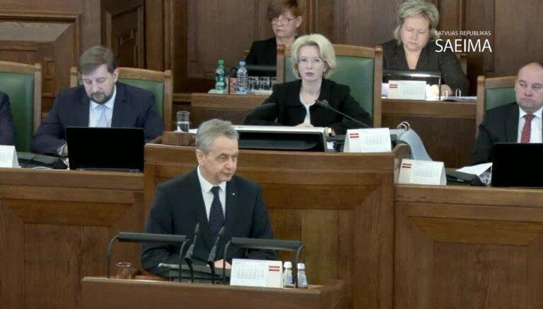 Latkovskis par 11. novembri kā svētku dienu: kādam par to būs jāmaksā