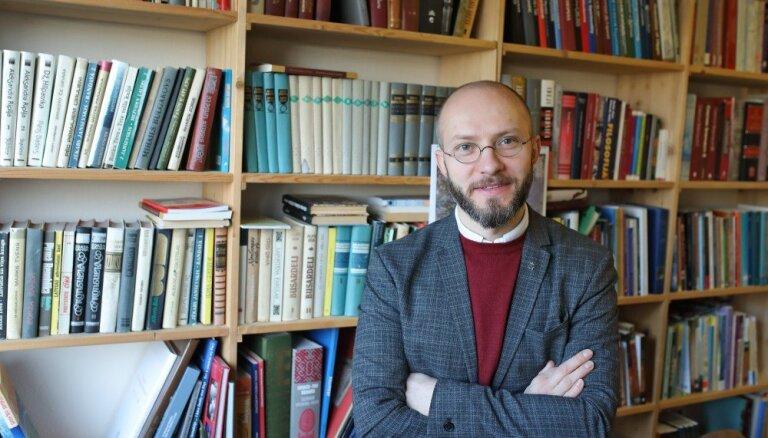 Jānis Meļņikovs: Garīguma centrs kā kvantitatīvi neizmērāms piedāvājums
