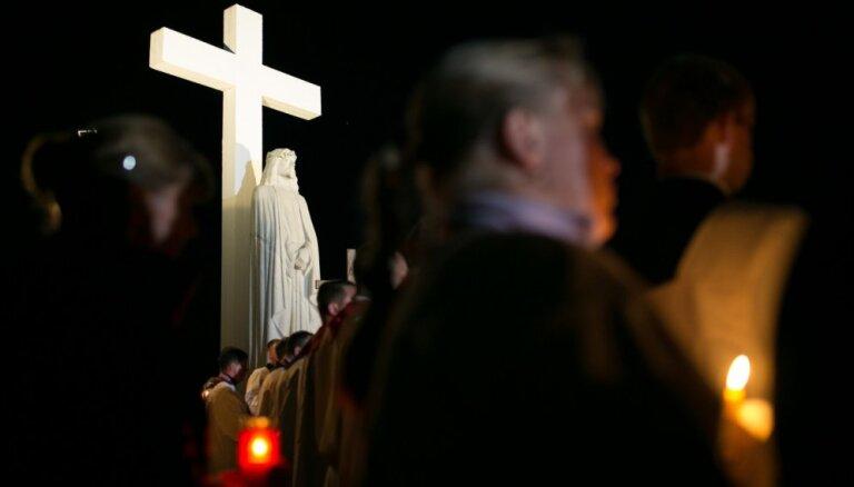 Aglonā sākas Jaunavas Marijas debesīs uzņemšanas svētki; tos pavadīs strikti ierobežojumi