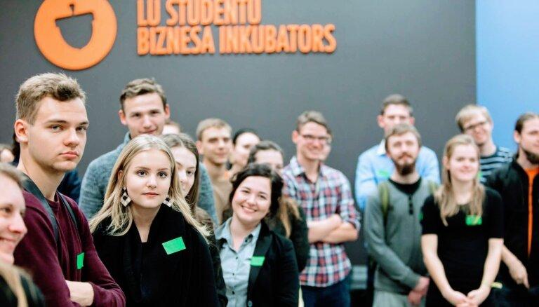 LU piešķirs stipendijas labāko biznesa ideju autoriem