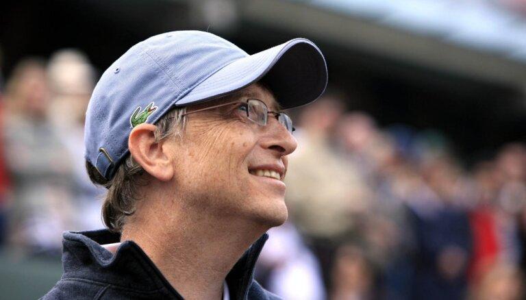 Гейтс пожертвовал акции Microsoft на $1,5 млрд