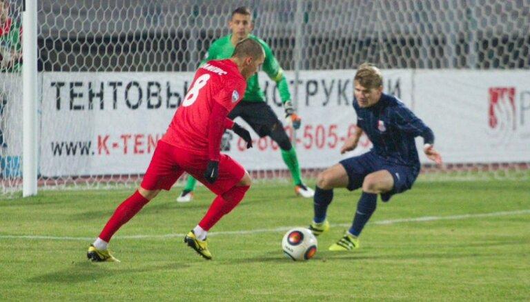Второй мяч в сезоне Камеш забил в Краснодаре