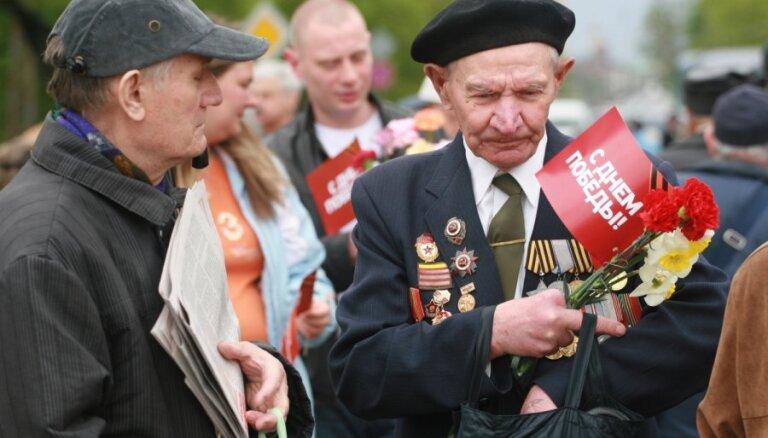 Сейм Латвии рассмотрит законопроект о примирении ветеранов войны