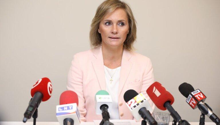 Брока покинула фракцию Национального объединения в Рижской думе