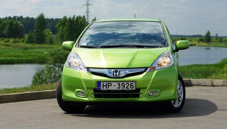 Honda готовит новое поколение бестселлера Jazz