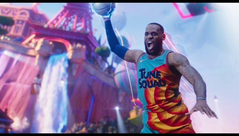Pēc 25 gadu pārtraukuma atgriežas 'Zvaigžņu basketbols'; Džordana vietā 'karalis' Džeimss