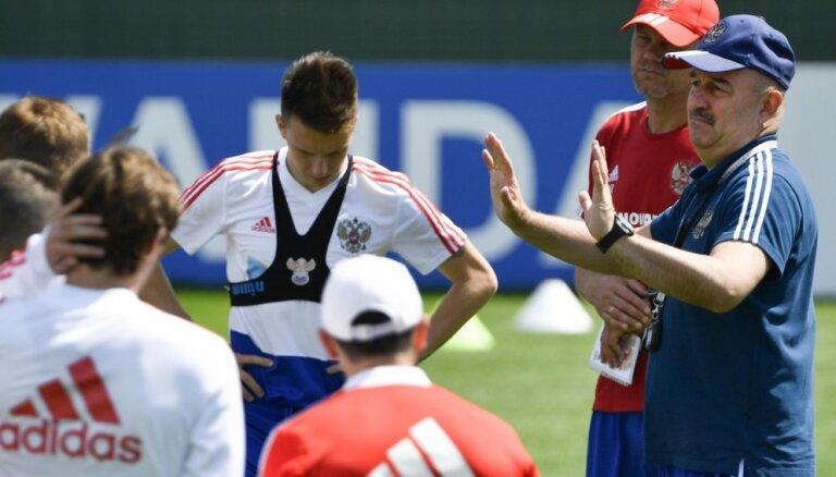 Сегодня на ЧМ по футболу ― матч 1/8 финала с участием сборных Испании и России