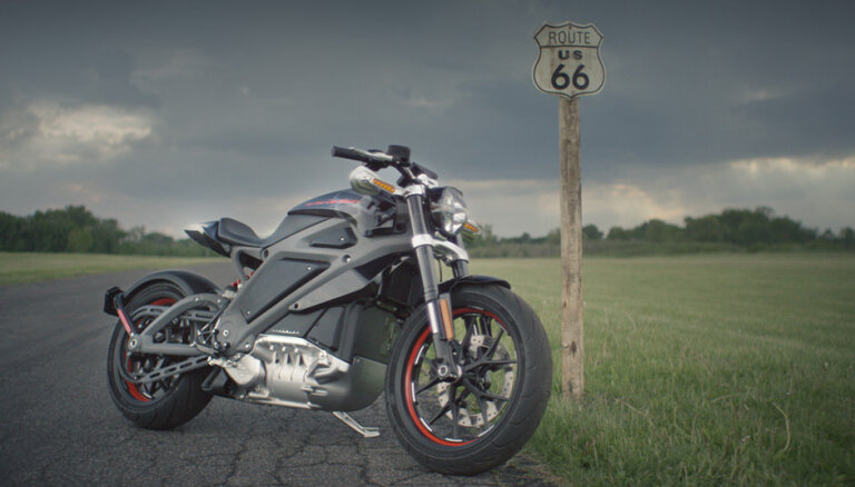'Harley-Davidson' elektriskais motocikls ražošanā nonāks piecu gadu laikā