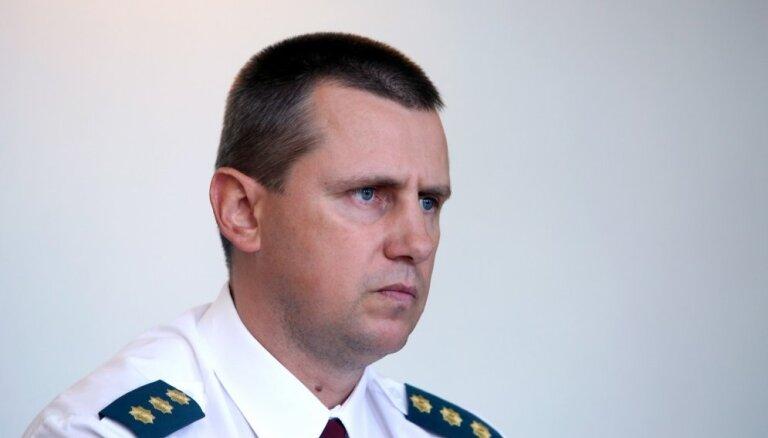Robežsardzes priekšnieks: par cilvēku nelegālu pārvadāšanu pārsvarā aizturēti čečenu izcelsmes Krievijas pilsoņi