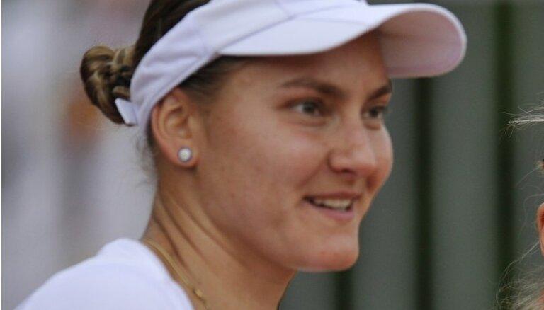 Долго не игравшая российская теннисистка завершила карьеру