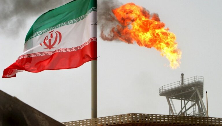 Ķīna neapmierināta par ASV īstenotajām sankcijām Irānai